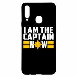 Чохол для Samsung A20s I am captain now