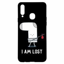 Чохол для Samsung A20s I am lost