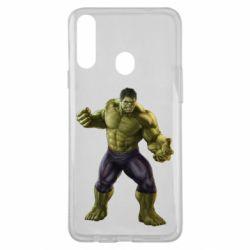 Чохол для Samsung A20s Incredible Hulk 2
