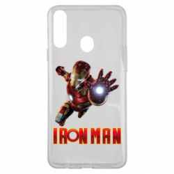 Чохол для Samsung A20s Iron Man 2
