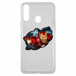 Чохол для Samsung A20s Iron Man and Avengers