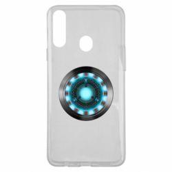 Чехол для Samsung A20s Iron Man Device