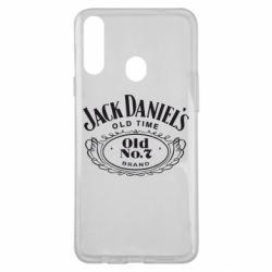 Чехол для Samsung A20s Jack Daniel's Old Time