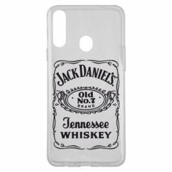 Чохол для Samsung A20s Jack daniel's Whiskey