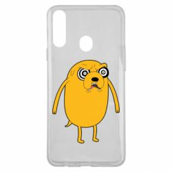 Чохол для Samsung A20s Jake from  Adventure Time
