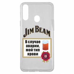 Чохол для Samsung A20s Jim beam accident