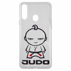 Чохол для Samsung A20s Judo Fighter