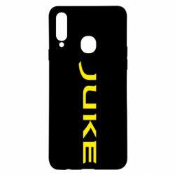 Чехол для Samsung A20s Juke