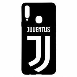 Чехол для Samsung A20s Juventus Logo