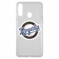 Чохол для Samsung A20s Kansas City Royals