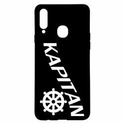 Чохол для Samsung A20s KAPITAN