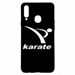 Чехол для Samsung A20s Karate
