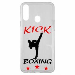 Чохол для Samsung A20s Kickboxing Fight