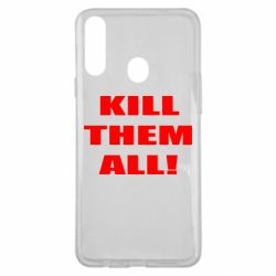 Чехол для Samsung A20s Kill them all!