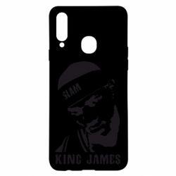 Чехол для Samsung A20s King James