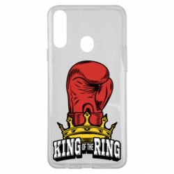 Чохол для Samsung A20s king of the Ring