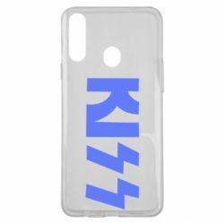Чохол для Samsung A20s Kiss Logo
