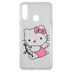Чохол для Samsung A20s Kitty амурчик