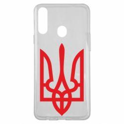 Чехол для Samsung A20s Класичний герб України