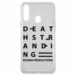 Чохол для Samsung A20s Kojima Produ