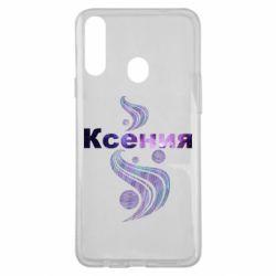 Чехол для Samsung A20s Ксения