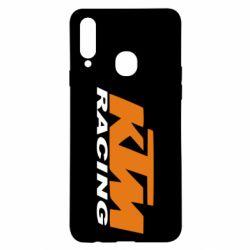 Чохол для Samsung A20s KTM Racing
