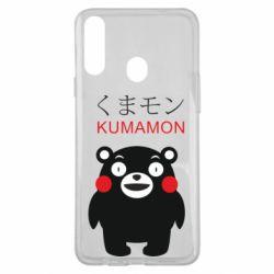 Чохол для Samsung A20s Kumamon