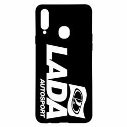 Чехол для Samsung A20s Lada Autosport