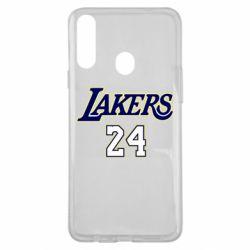Чехол для Samsung A20s Lakers 24