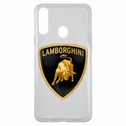 Чохол для Samsung A20s Lamborghini Logo