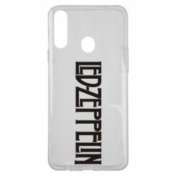 Чохол для Samsung A20s Led Zeppelin