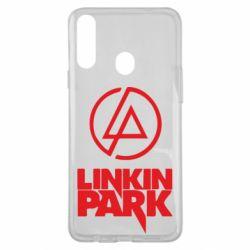 Чохол для Samsung A20s Linkin Park