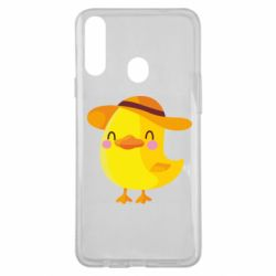 Чехол для Samsung A20s Little chicken