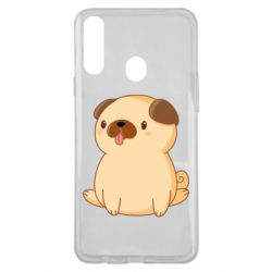 Чехол для Samsung A20s Little pug