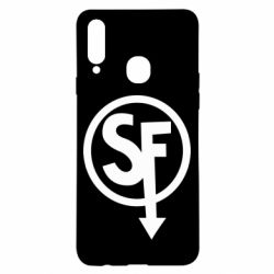 Чохол для Samsung A20s Logo Sally Face