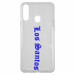 Чохол для Samsung A20s Los Santos