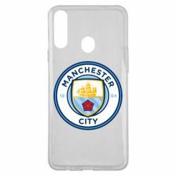 Чохол для Samsung A20s Manchester City