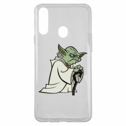 Чехол для Samsung A20s Master Yoda
