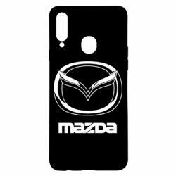 Чохол для Samsung A20s Mazda Logo