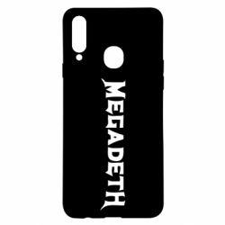 Чехол для Samsung A20s Megadeth