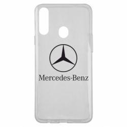 Чехол для Samsung A20s Mercedes Benz