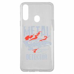 Чохол для Samsung A20s Metal detector