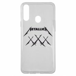 Чохол для Samsung A20s Metallica XXX