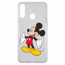 Чохол для Samsung A20s Mickey Mouse