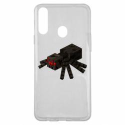 Чохол для Samsung A20s Minecraft spider