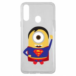 Чохол для Samsung A20s Minion Superman