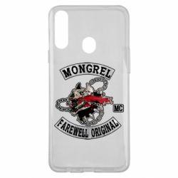 Чохол для Samsung A20s Mongrel MC
