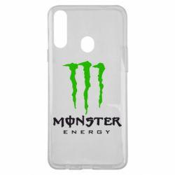 Чехол для Samsung A20s Monster Energy Classic