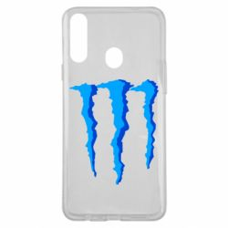 Чохол для Samsung A20s Monster Stripes