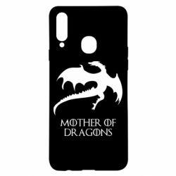 Чехол для Samsung A20s Mother of dragons 1